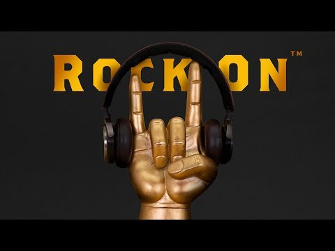 Rock On™ Headphone Stand by Luckies of London