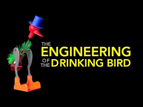 The Engineering of the Drinking Bird