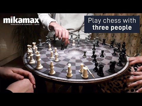 MikaMax Chess For Three