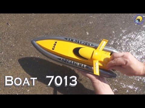 Лодка на радиоуправлении Shuang Ma 7013 Boat RC Toy