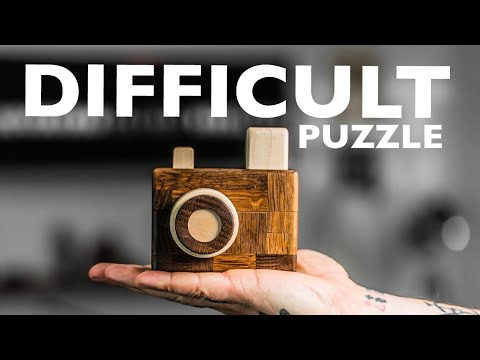 This Camera Puzzle is The ULTIMATE Test of Patience!!