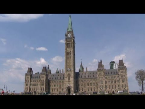 Star Wars theme played on Parliament Hill carillon