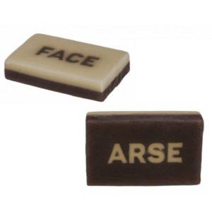 Arse / Face saippua
