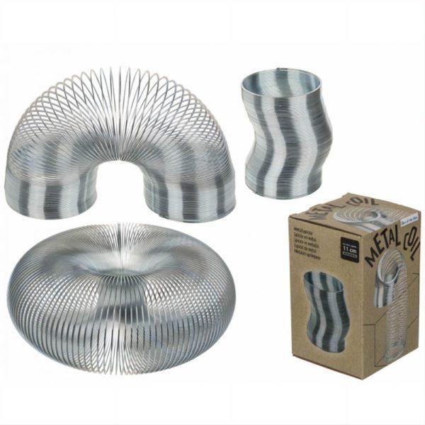 Slinky metallijousi-vieterilelu XL
