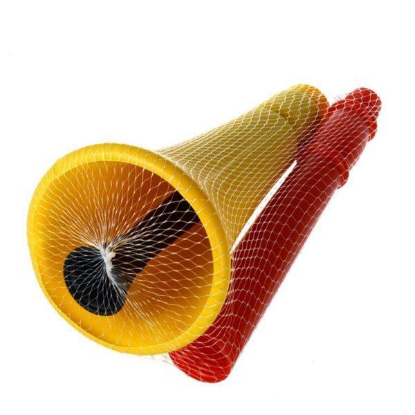 Vuvuzela, kokoontaitettava